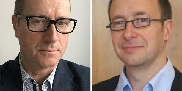 Joël Bertrand et Philippe Raimbault sont candidats à la présidence de l'Université de Toulouse