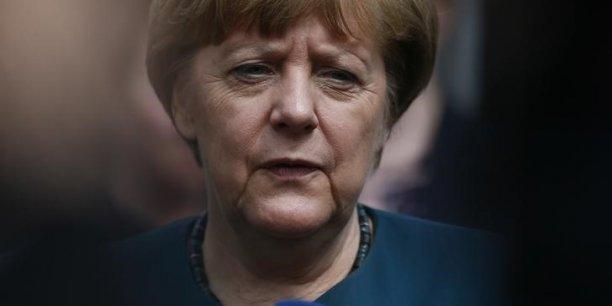 Angela Merkel va devoir gérer le Brexit en pensant aux élections de 2017.