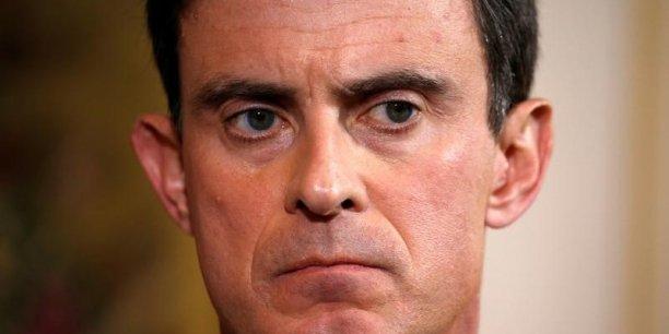 Je ne pense pas que le mouvement va s'amplifier, a affirmé Manuel Valls.