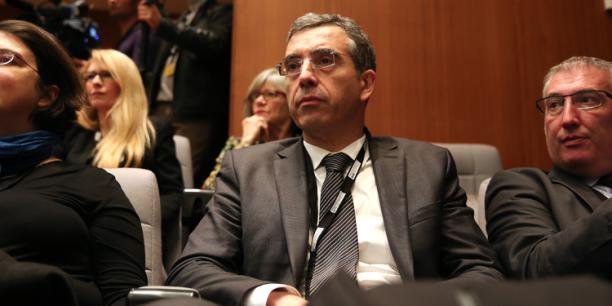 Dominique Reynié au Conseil régional en janvier dernier.