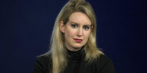 Elizabeth Holmes a créé Theranos en 2003 et se retrouve dans la tourmente.
