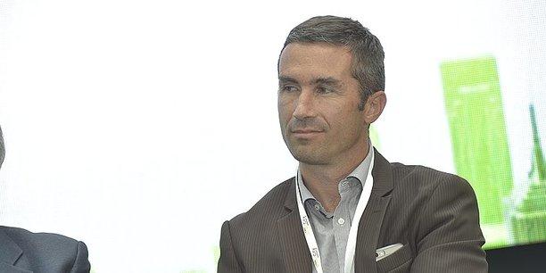 Yann Hervouet, CEO d'Instant System, a présenté l'application Boogi lors du Forum Smart City Bordeaux, organisé vendredi dernier par La Tribune.