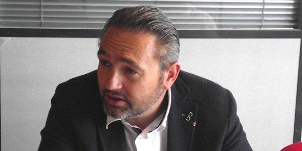 Xavier Bringer, président de la FPI-LR.