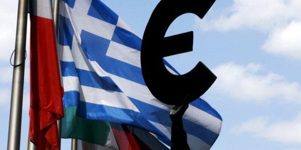 La dette grecque annulée ? Une blague, bien sûr...