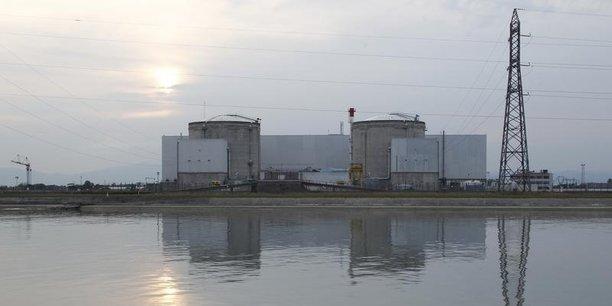Tout en étant la plus veille, Fessenheim (Haut-Rhin) est l'une des trois centrales qui sortent par le haut en 2015 en termes de sûreté, selon l'ASN.