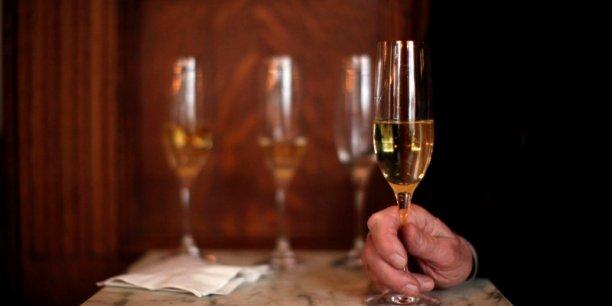 Le marché russe ne représente que 35 millions d'euros de revenus à l'export pour les producteurs de champagne.
