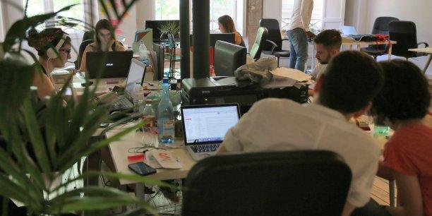 Il y aurait une centaine d'espaces de coworking en Occitanie