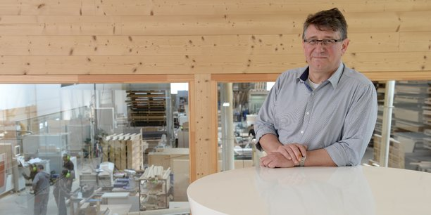 Une politique sociale tournée vers l'humain et un développement patient : les fondamentaux sur lesquels le patron Eric Vialatoux et ses salariés fondent la culture Lofoten.