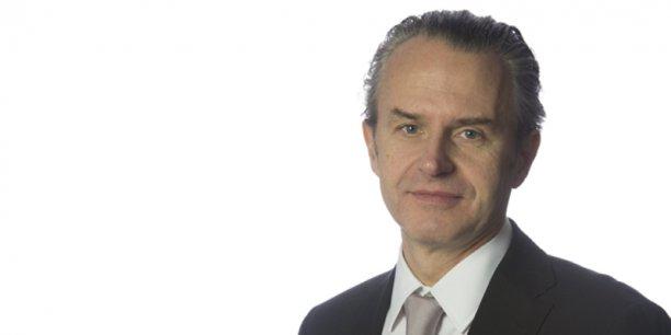 Michel Joly, président de Gilead France.