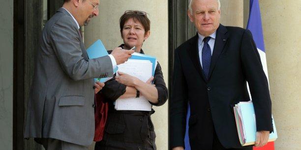 Odile Renaud-Basso, future directrice du Trésor