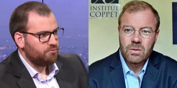 Philippe Fabry et Damien Theillier