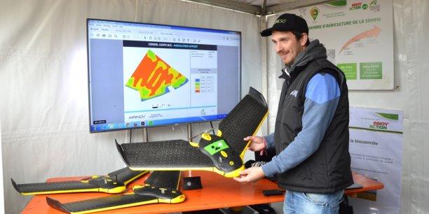 pilote de drone, une activité à laquelle les promoteurs de l'UAV Show veulent sensibiliser les enfants