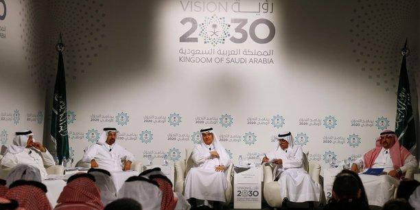 Les ministres saoudiens de la Fonction publique, de l'Environnement, de l'Energie étaient présents à Jeddah, dans la nuit du 6 au 7 juin pour présenter le plan Vision 2030.