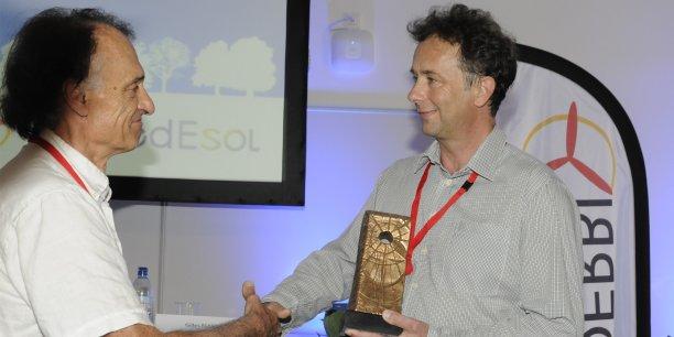 boostHeat a reçu le Prix de l'Innovation lors de la Conférence Internationale Derbi 2015.