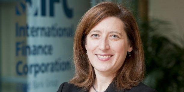 Stephanie Miller dirigeait auparavant le département Changement climatique de la Banque mondiale.