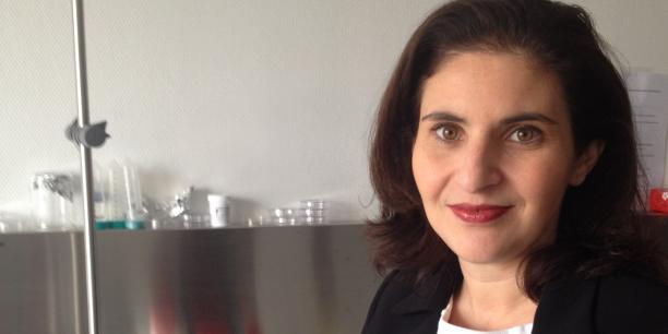 Pascale Hazot a fondé ACS Biotech en 2013.