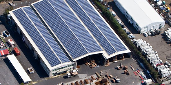 Urbasolar exploite actuellement plus de 450 centrales photovoltaïques dans le monde