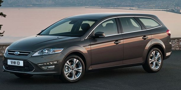 l 39 essai auto du week end ford mondeo sw une bonne. Black Bedroom Furniture Sets. Home Design Ideas