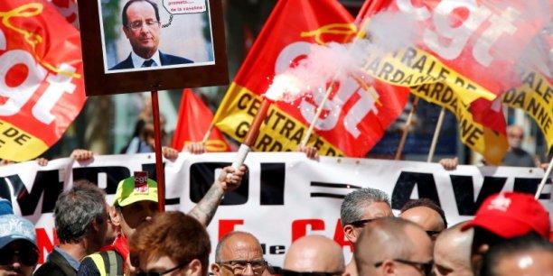Selon un sondage Ifop paru dans Dimanche Ouest-France, une majorité des Français, 60%, considèrent justifié le mouvement contre la loi travail