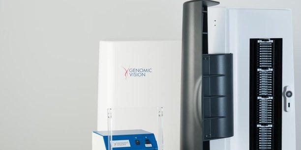 genomic vision veut devenir un contr leur qualit de l 39 dition du g nome. Black Bedroom Furniture Sets. Home Design Ideas