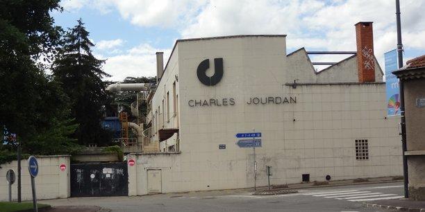 L'ancienne usine Charles Jourdan est à vendre.