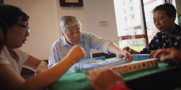 18% de la population chinoise aura plus de 60 ans en 2030.