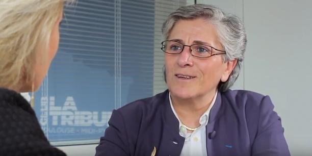 Corinne Mascala, présidente de l'université Toulouse 1 Capitole