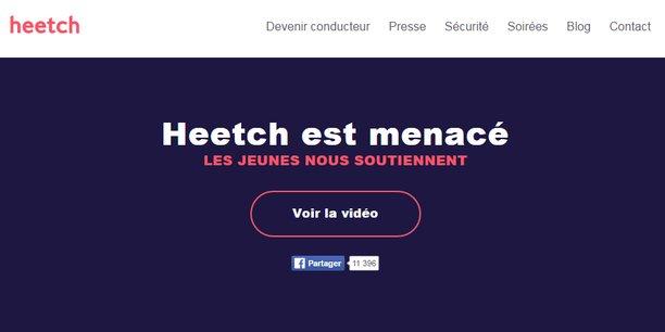 Teddy Pellerin et Mathieu Jacob, les deux fondateurs de l'application mobile de transport entre particuliers Heetch comparaîtront mercredi 22 juin devant la 33e chambre du tribunal correctionnel de Paris.