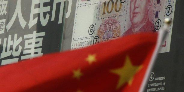 Malgré ce niveau de dette inédit, les analystes estiment que le contrôle des grands acteurs bancaires de la Chine par l'Etat pourrait protéger le pays d'une grave crise financière.