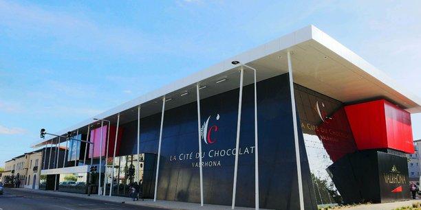 La Cité du Chocolat Valrhona à Tain l'Hermitage