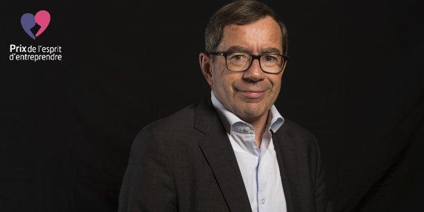 Pour Jacques Lacroix, PDG de Maped, le chef d'entreprise doit s'impliquer dans la cité pour montrer un aspect positif de l'entreprise, ne pas rester à l'écart...