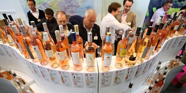 Vinexpo 2017 à Bordeaux avait vu sa fréquentation baisser de 11 % par rapport à l'édition 2015