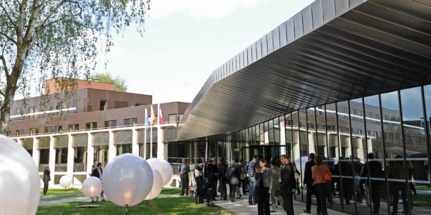 Campus d'Entreprises et Cités, fief du Medef Nord - Pas-de-Calais.