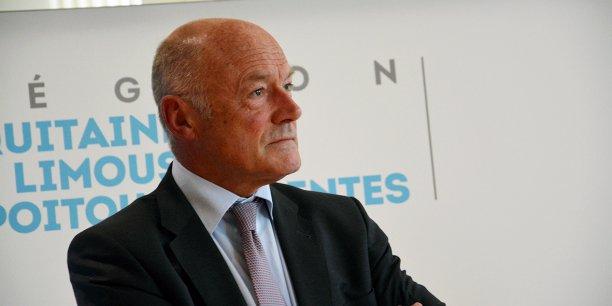 Alain Rousset, le président du conseil régional de Nouvelle-Aquitaine, a cosigné un courrier adressé au Premier ministre pour demander un aménagement de la procédure de contractualisation financière.