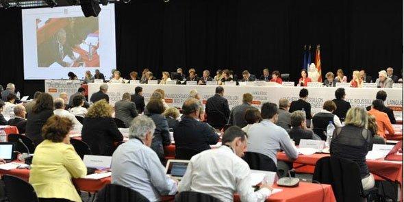 L'assemblée plénière du 24 juin se déroulait au Parc des expositions de Pérols (34).