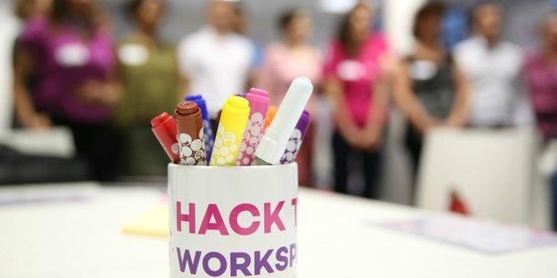 Hack the Workspace était oragnisé par le Groupe GA à La Cantine