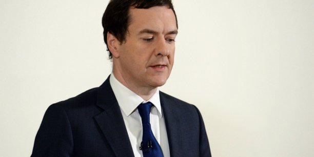 Osborne assure que le Royaume-Uni activera sa sortie quand il aura une vision claire.
