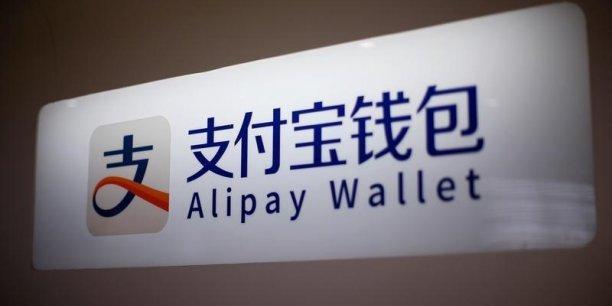 L'application mobile Alipay revendique un milliard d'utilisateurs dans le monde.