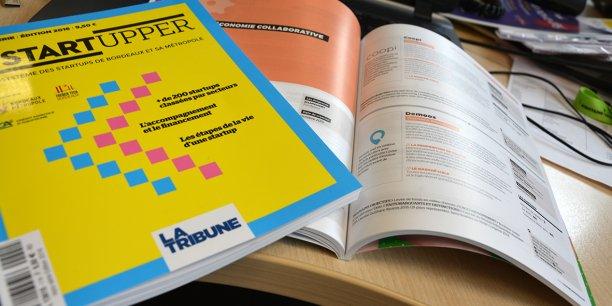 Les startups ont besoin de compétences et pour mieux les connaitre à Bordeaux Métropole il existe Le Startupper édité par La Tribune