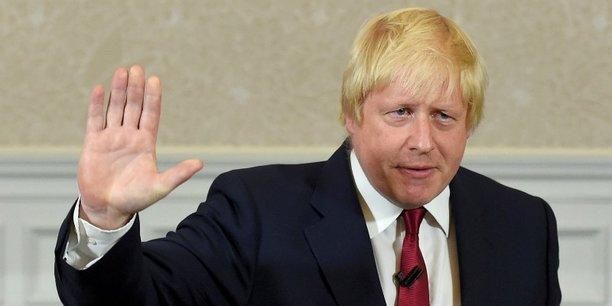 Boris Johnson avait été l'un des leaders de la campagne pro Brexit.
