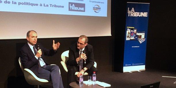 Jean-François Copé, candidat à la primaire de la droite, veut permettre aux entreprises de déroger au code du travail via un referendum et non plus par accord.