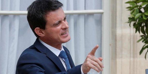 Si ce n'est pas possible de convaincre, il faudra revenir là-dessus, a affirmé Manuel Valls.