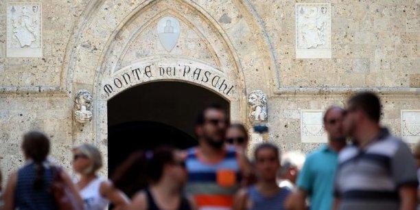 La BCE a-t-elle eu la dent trop dure contre Monte dei Paschi di Siena ?