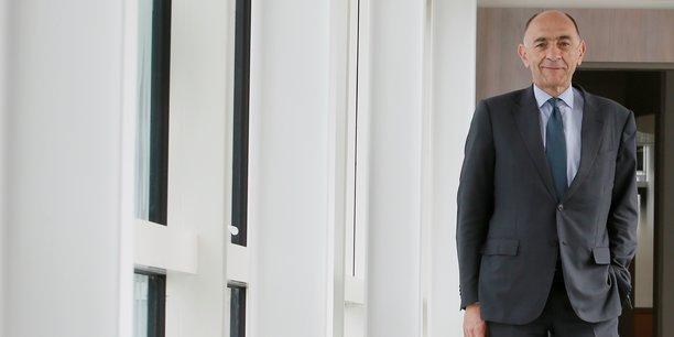 Jean-Marc Janaillac a officiellement pris ses fonctions de Pdg d'Air France-KLM lundi 4 juillet.