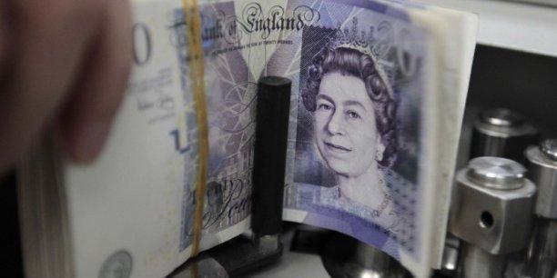 La chute de la livre accélère le nécessaire rééquilibrage de l'économie britannique.