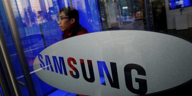 Les ventes enregistrées pour le Galaxy S7 permettent à Samsung de remonter la pente face à des concurrents comme Apple ou Huawei.
