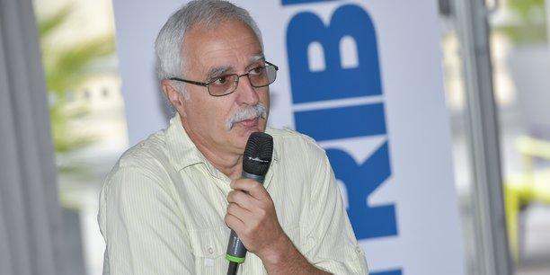 Jean-Luc Jagueneau, président du groupe coopératif France Prune, dont la filiale, Maître Prunille est le leader français du fruit sec.