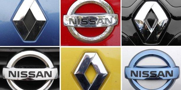 Renault Nissan Espere De Nouvelles Synergies Avec Mitsubishi