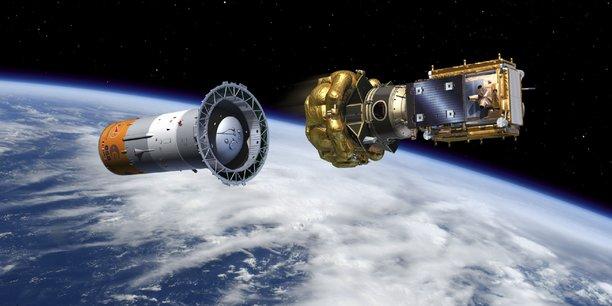 Comme beaucoup de programmes spatiaux d'avenir, Copernicus est sous leadership allemand