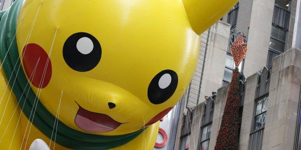 Le célèbre Pikachu a été convoqué à New-York l'an dernier.